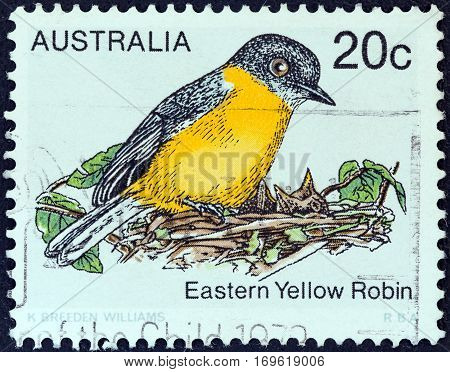 AUSTRALIA - CIRCA 1978: A stamp printed in Australia from the
