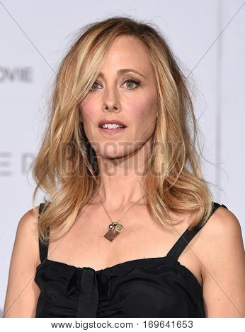 LOS ANGELES - DEC 14:  Kim Raver arrives to the