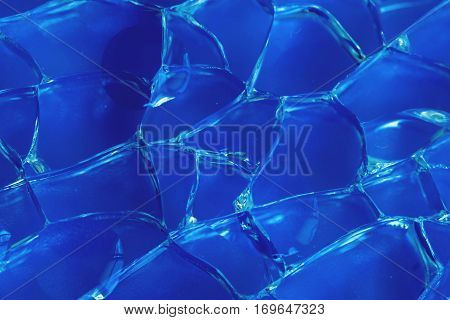 Broken glass or cracked glass for abstract wall colorful background. Backdrop, substrate, composition use.