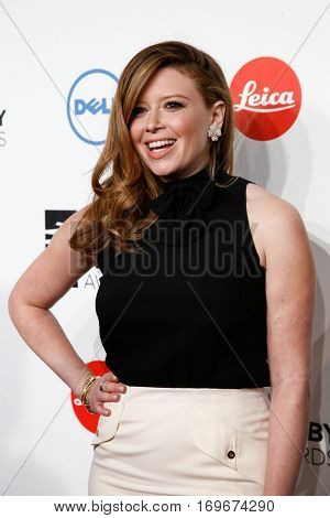 NEW YORK-MAY 19: Actress Natasha Lyonne attends the 18th Annual Webby Awards at Cipriani Wall Street on May 19, 2014 in New York City.