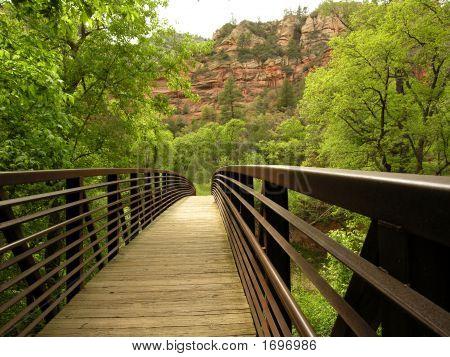 Bridge To Red Rock