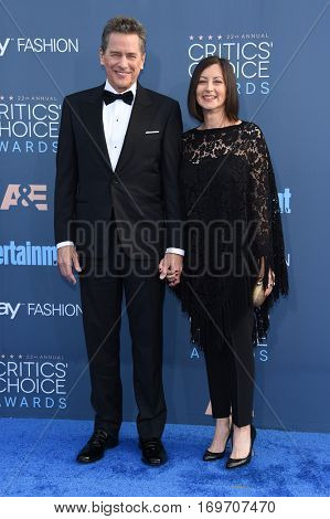LOS ANGELES - DEC 11:  Tim Matheson arrives to the Critics' Choice Awards 2016 on December 11, 2016 in Hollywood, CA