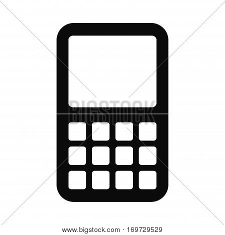 mobile phone related icon image, ector illustration
