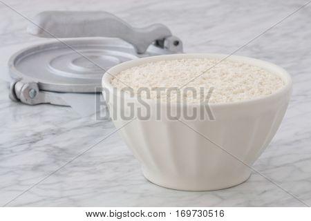 Mexican Corn Tortilla Ingredients