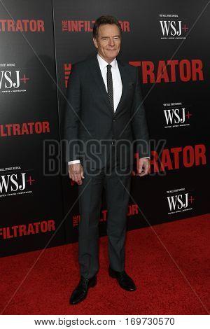 NEW YORK-JUL 11: Actor Bryan Cranston attends