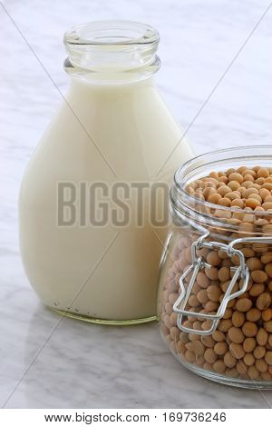 Delicious Fresh Soy Milk