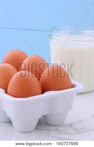 Whole Eggs And Heavy Cream