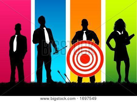Target Business Team