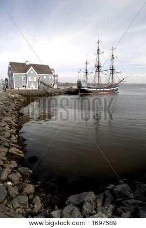 New Glasgow Harbor, Nova Scotia, Canada