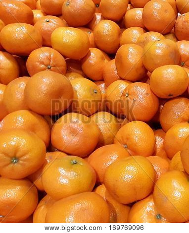 Fresh mandarin oranges texture, fruit, vitamin C