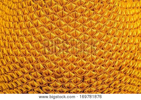 Gold Texture Pattern Background