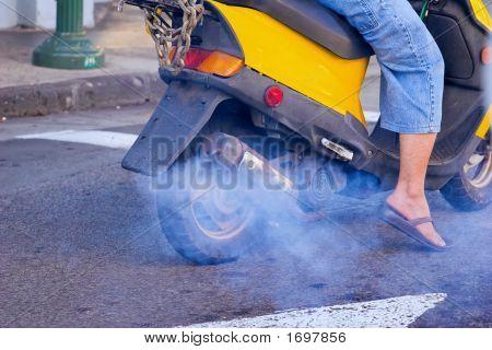 Moped Smog