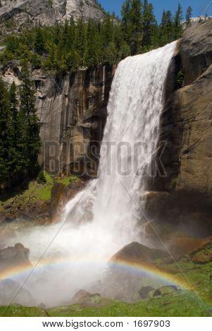 Vernal Fall, Yosemite National Park
