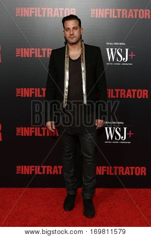 NEW YORK-JULY 11: Director Brad Furman attends 'The Infiltrator' New York premiere at AMC Loews Lincoln Square 13 Theater on July 11, 2016 in New York City.