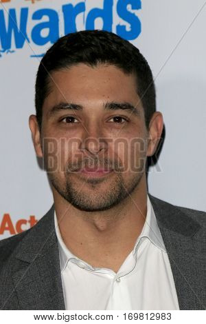 LOS ANGELES - DEC 6:  Wilmer Valderrama at the The Actors Fund's Looking Ahead Awards  at Taglyan Complex on December 6, 2016 in Los Angeles, CA