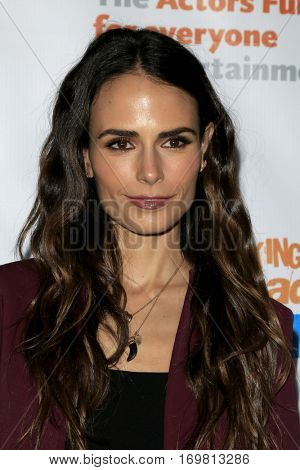 LOS ANGELES - DEC 6:  Jordana Brewster at the The Actors Fund's Looking Ahead Awards  at Taglyan Complex on December 6, 2016 in Los Angeles, CA