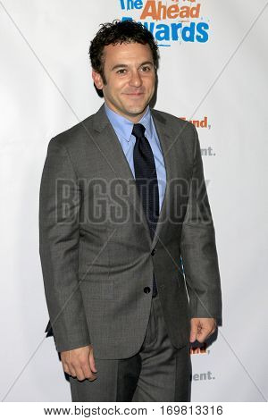 LOS ANGELES - DEC 6:  Fred Savage at the The Actors Fund's Looking Ahead Awards  at Taglyan Complex on December 6, 2016 in Los Angeles, CA