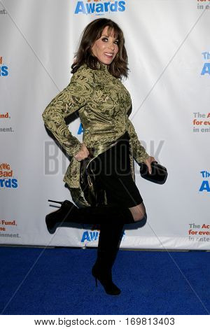LOS ANGELES - DEC 6:  Kate Linder at the The Actors Fund's Looking Ahead Awards  at Taglyan Complex on December 6, 2016 in Los Angeles, CA