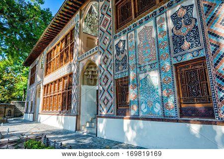Sheki Xan Sarayi, Palace Of Sheki Khans