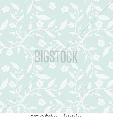 Vector floral background - design element