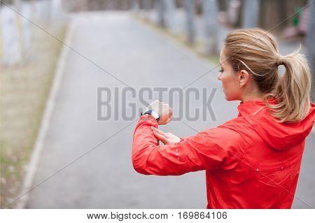 Preparing To Run