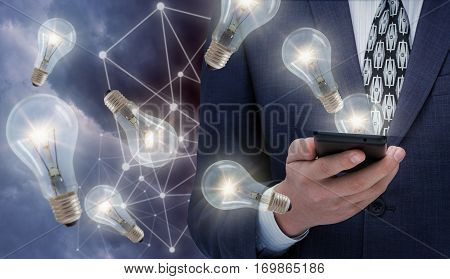 Ideas For Business From Internet Using Mobile Phones.