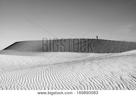 Life Is The Trip, Lonely Man On Sand Hill