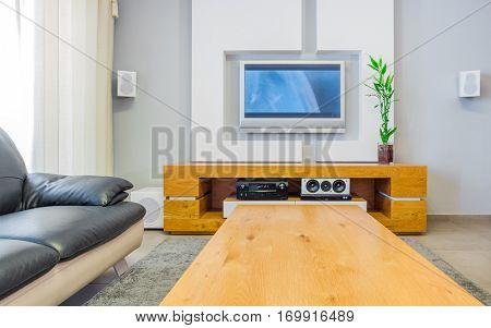 Luxury Modern Home Interior Design - Living Room