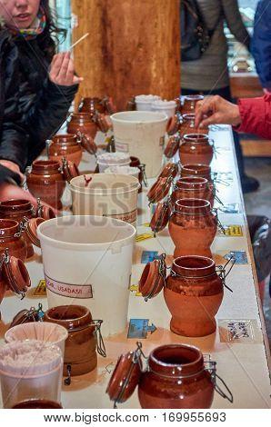 Jam Factory In El Bolson