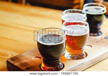 Craft Beer Flight