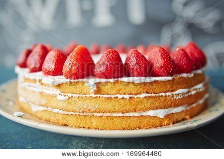 Yummy dessert