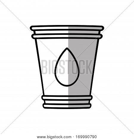 oil barrel gasoline petroleum thin line vector illustration eps 10