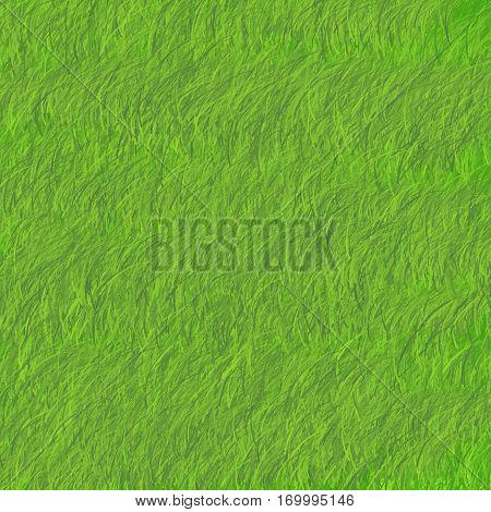 texture of thick green grass tilted to the right bright