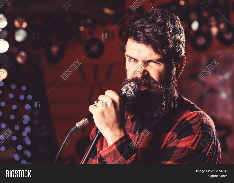 Musician Beard Image & Photo (Free Trial) | Bigstock