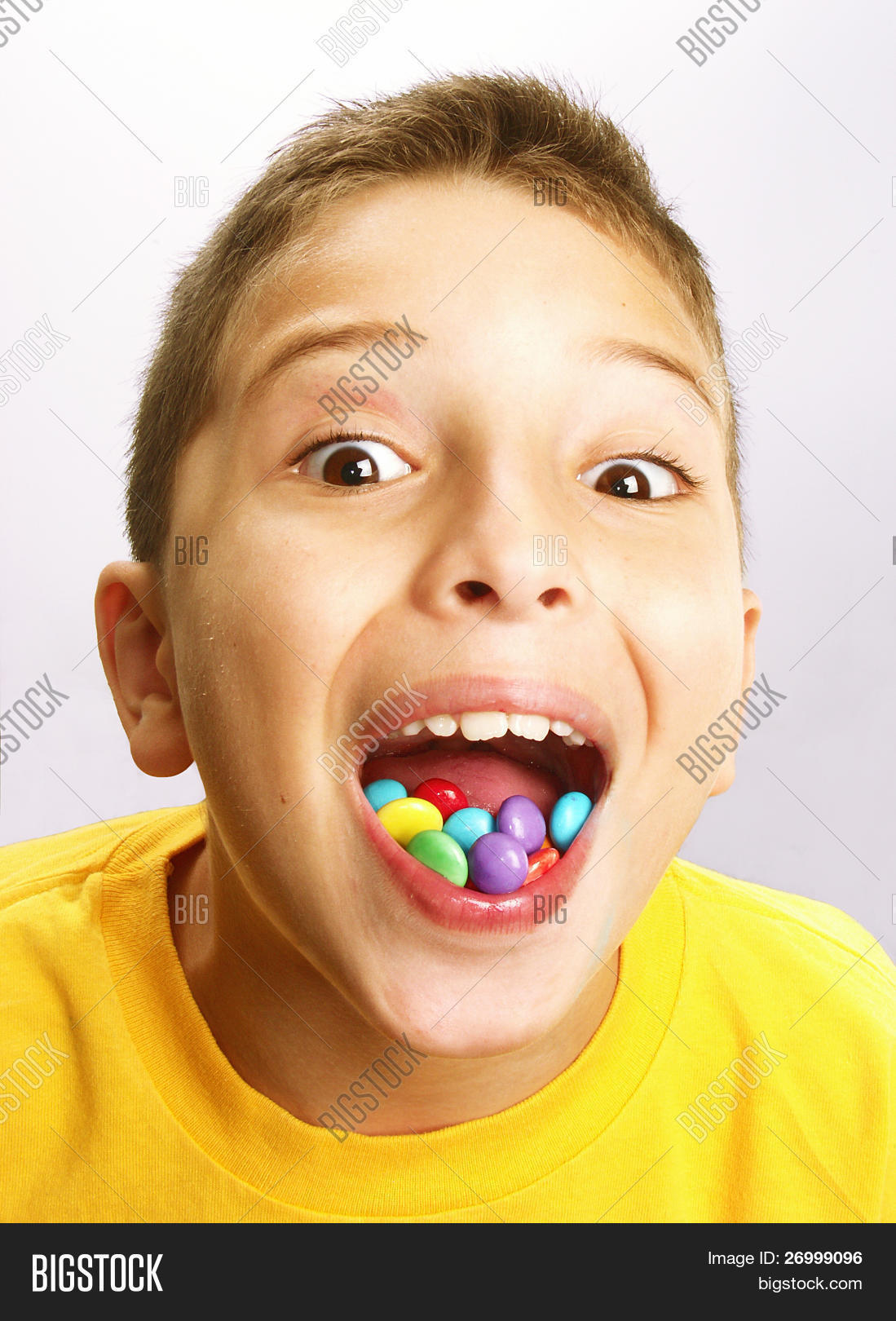 little boy eating image & photo (free trial) | bigstock