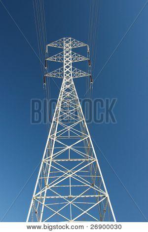 Elecrticity tower