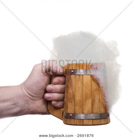 Hand With Mug