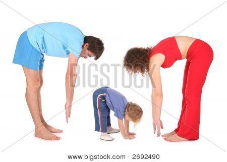 Family Training Fitness