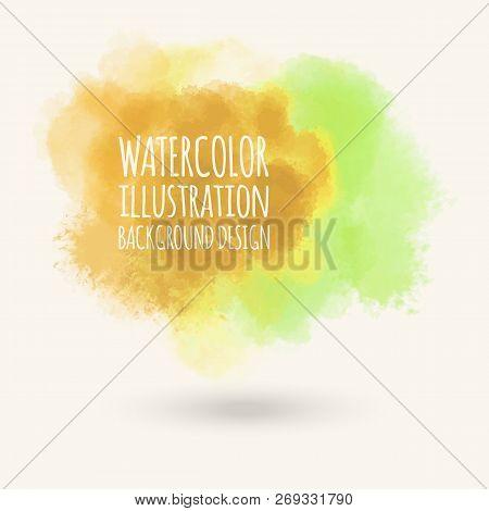 Color Watercolor Hand Vector & Photo (Free Trial)   Bigstock