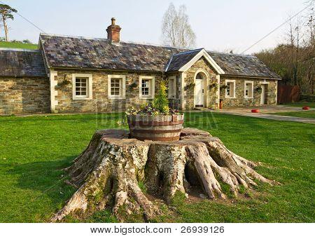 Casa rural irlandés