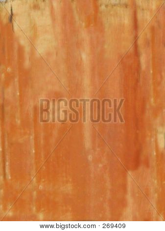 Orange Painted Texture