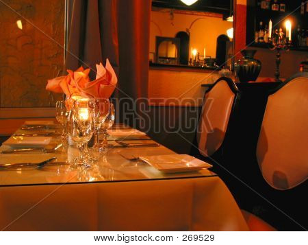 Dinner Table Setting