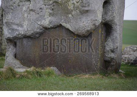 Photo Of Stonehenge Monument In England