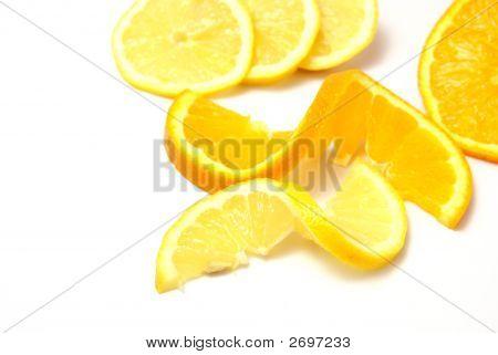 Citrus Twists
