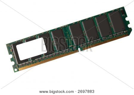 Computer Memory Isolated