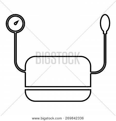 Pressure Measuring Apparatus Medical Device For Measuring Blood Pressure Pulse Tonometer Medical Ins