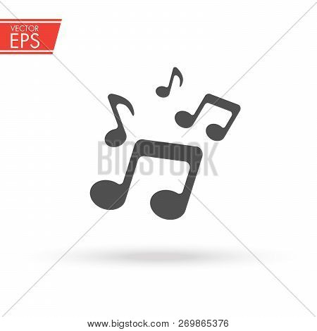 Music Icon  Musical Vector & Photo (Free Trial) | Bigstock