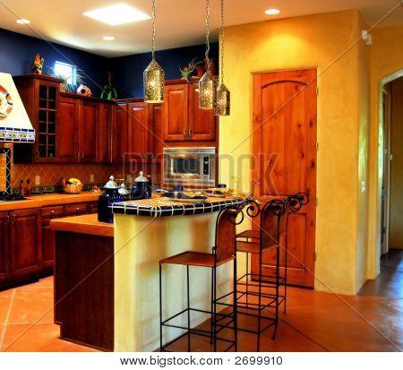 Architektur-Küche