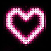 heart digital symbol