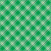 Illustration of green plaid as a background pattern poster